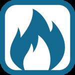 Le serveur d'alarme SMART TAMAT gère les alarmes en cas d'incendie