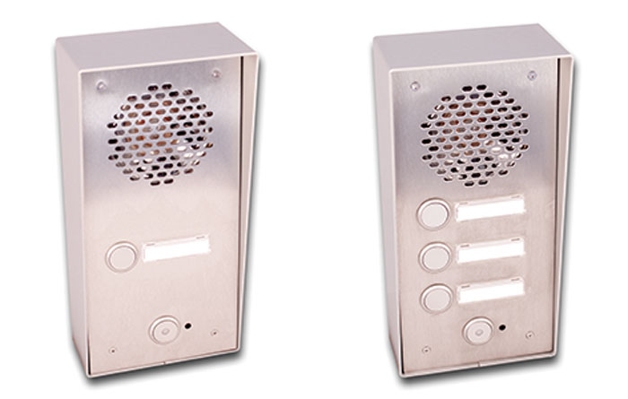 MWS product line of UA Alcatel intercoms